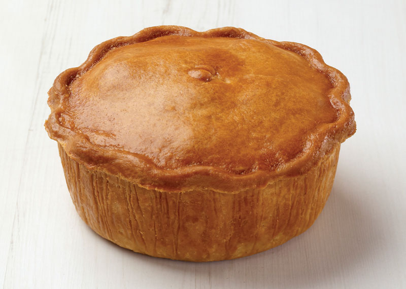 Pork & Sweet Chilli Pie
